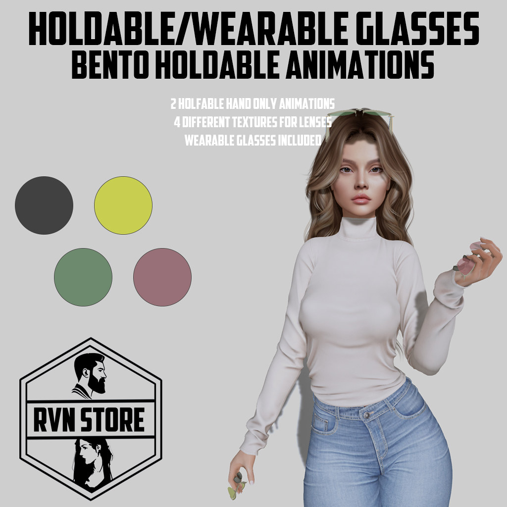 rvn – holdable&wearable glasses
