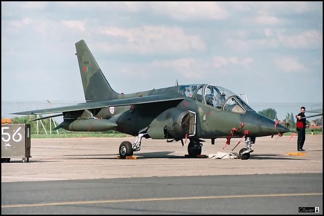 Alpha jet, 301esq, FAP