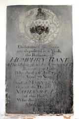 Humphrey Rant, 1779
