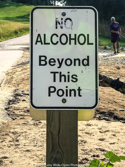 Edgewater Beach Reminder