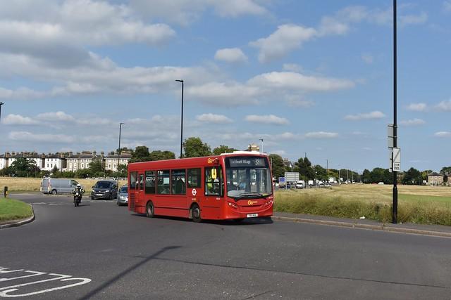 Go Ahead London (SEN20 YX11AGU) - Route 386