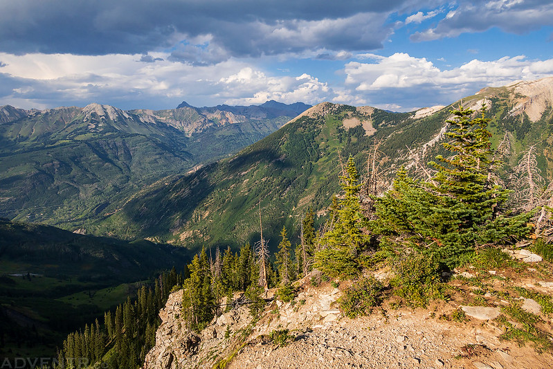 Marble Peak Summit