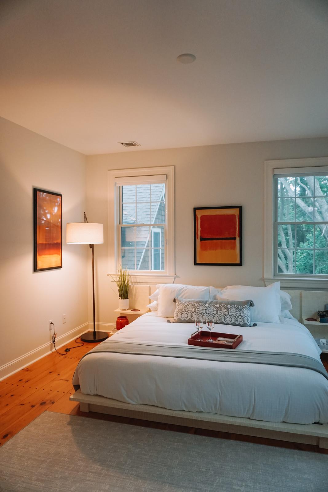 The Harvest Inn Bed & Breakfast Room