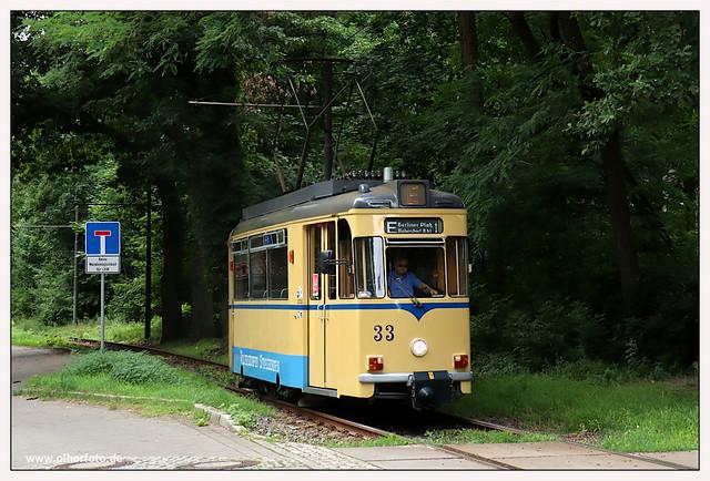 Tram Woltersdorf - 2021-12