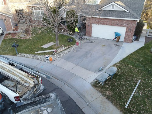 Arvada Concrete Projects