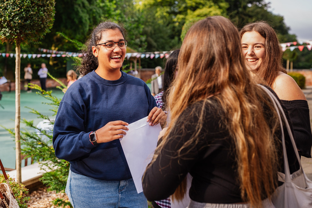 NGHS A-Level Results Day 2021