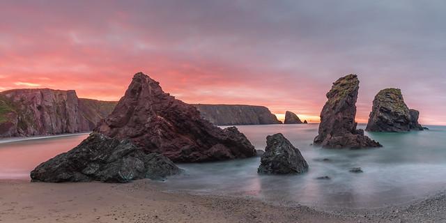 Sea Stack Kingdom, Ballydowane, Copper Coast, Ireland