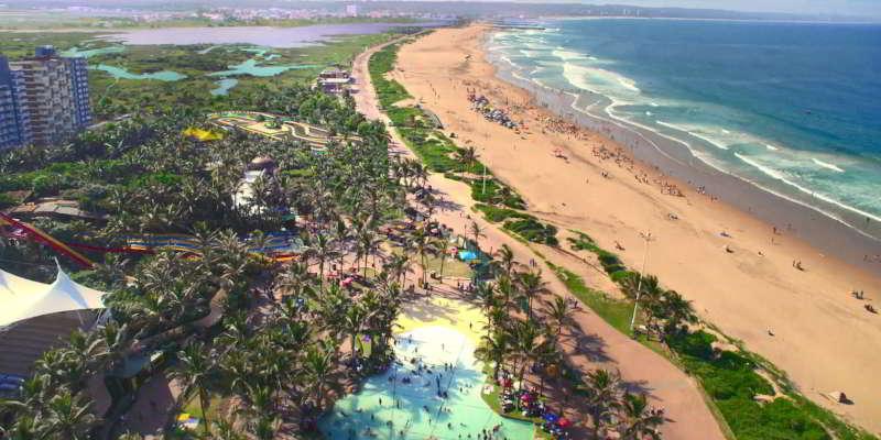 Parque acuático Waikiki Waves