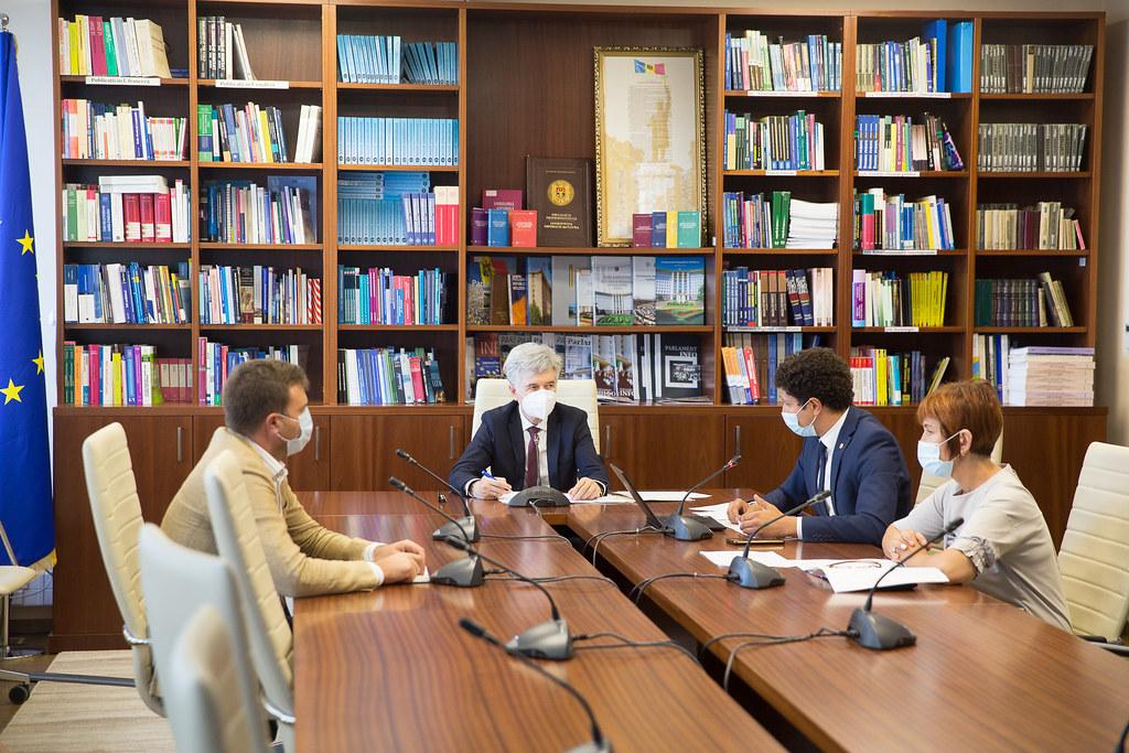 12.08.2021 Ședința Comisiei economie, budget și finanțe