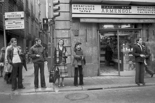 Barcelona finales 70