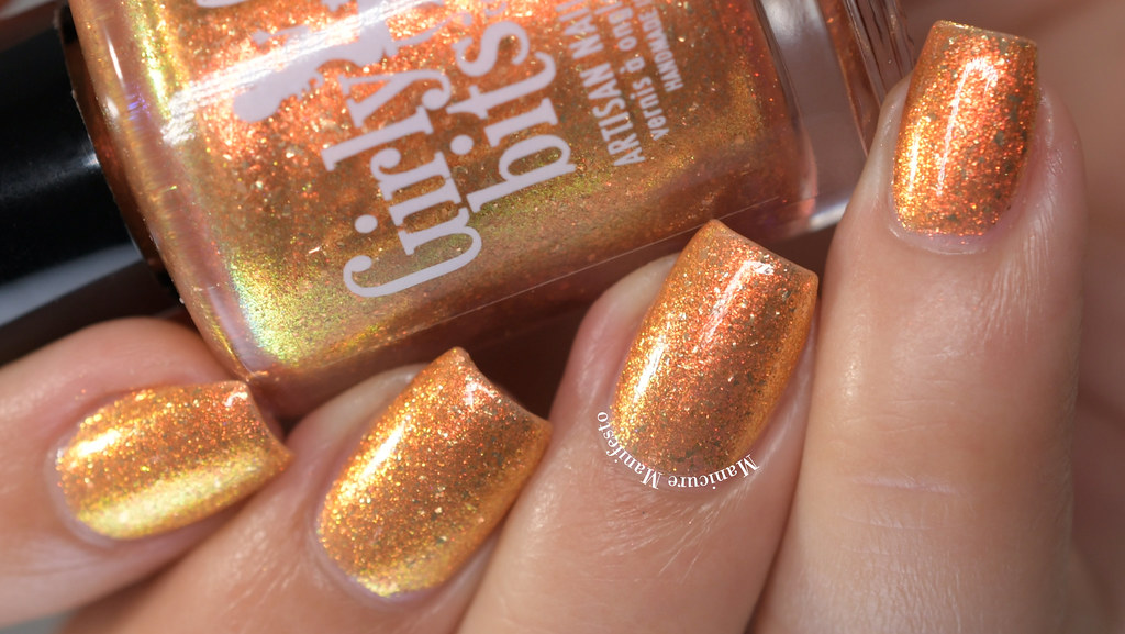 Girly Bits Reflections Swatch