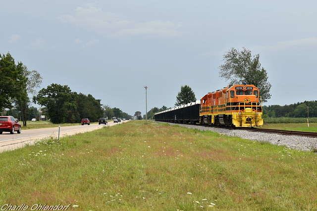 Tied Down on US-31