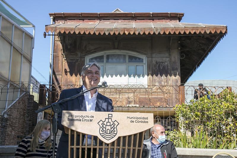 Llaryora envía al Concejo la expropiación de la Casa Eiffel en San Vicente (9)