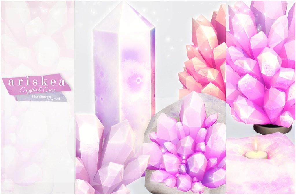 Ariskea – Crystal @ equal10