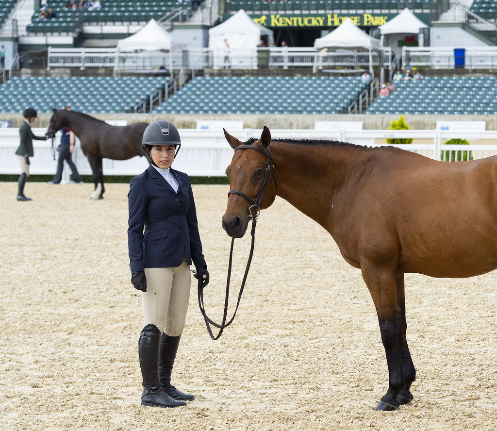 Pony Finals in the Rolex