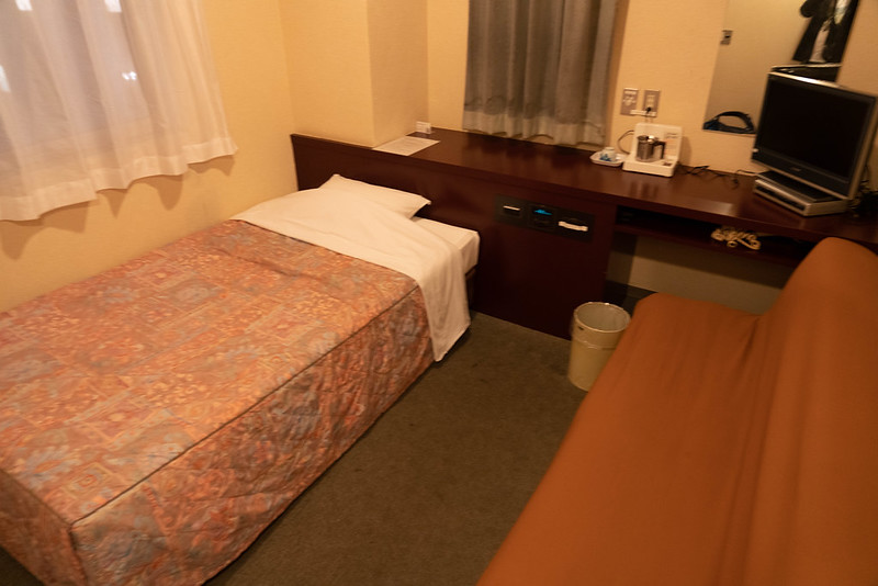 青森のビジネスホテル