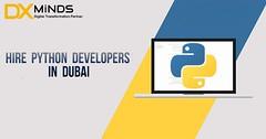 Hire Dedicated Python Developers in Dubai