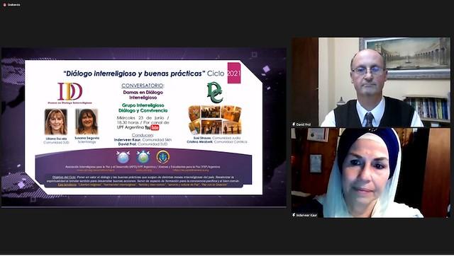 Argentina-2021-06-23-IAPD-Argentina Launches Interreligious Dialogue Series