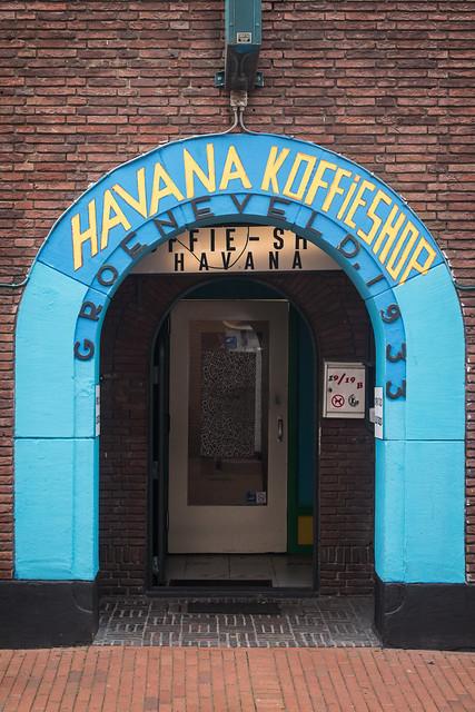 Havana Coffeshop in Winschoten