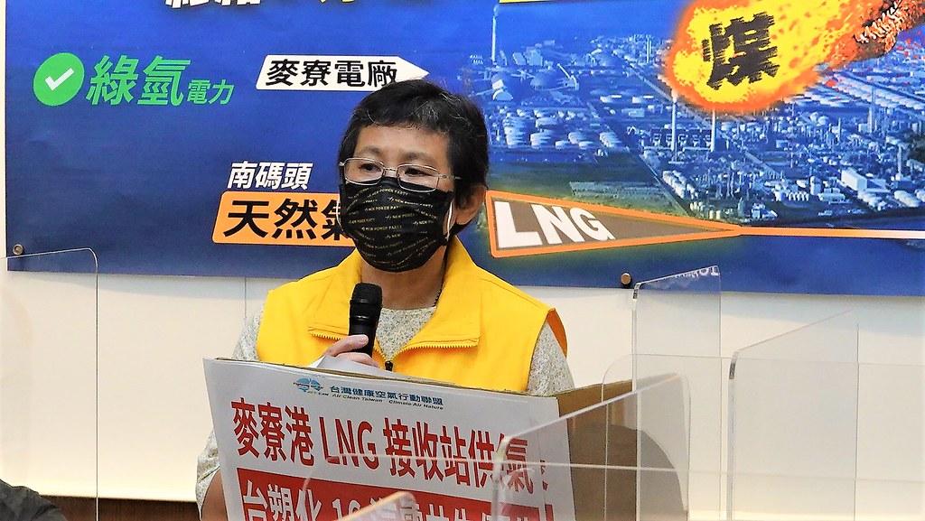 立委陳椒華要求,行政院應將民間自用發電設備的汽電共生系統,納入能源轉型規劃當中。孫文臨攝