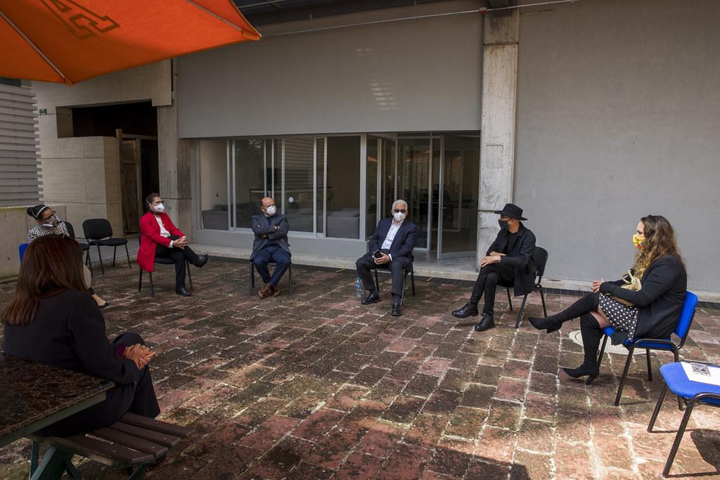 Convenio de Colaboración entre la Coordinación de Memoria Histórica y Cultural de México de la Oficina de la Presidencia de la República