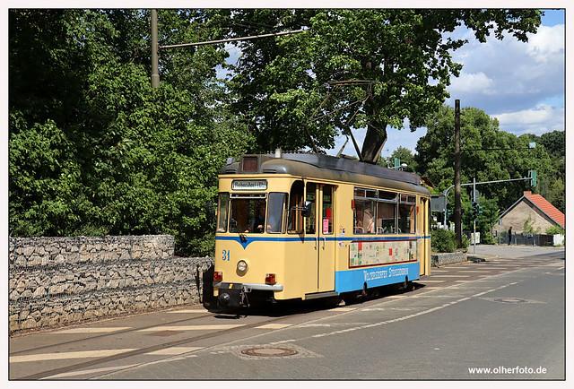 Tram Woltersdorf - 2021-23