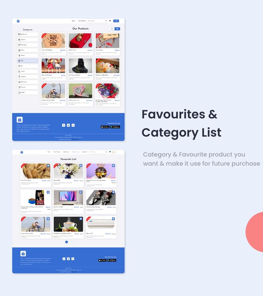 eShopping | Single Vendor Multi Purpose eCommerce System - Laravel Website - 10