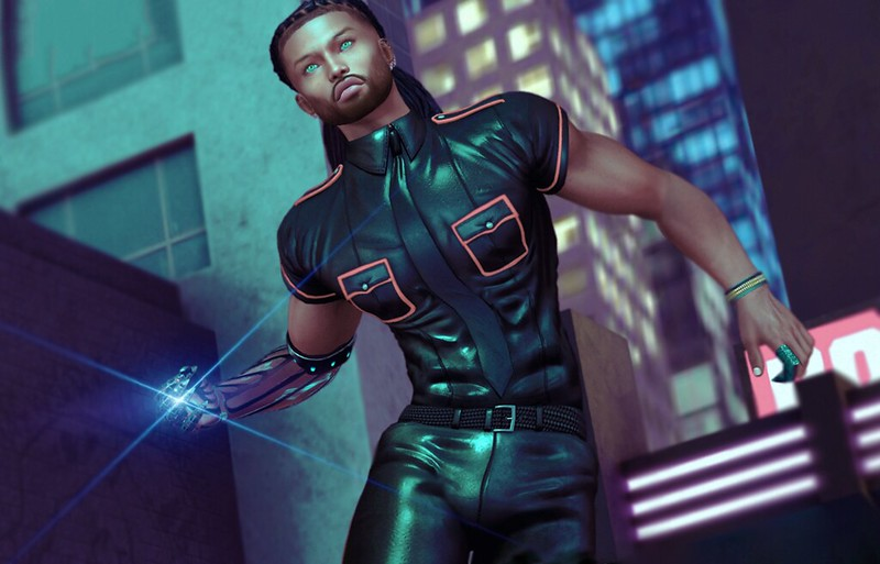 Cyber Leather Daddy