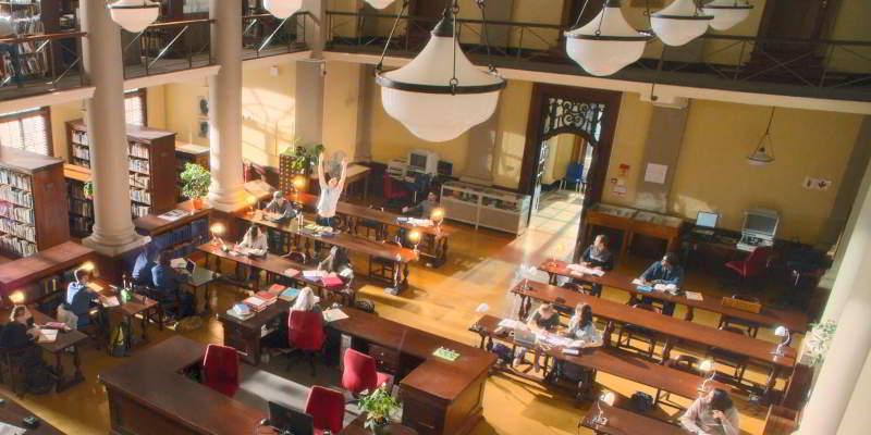 Biblioteca Jagger