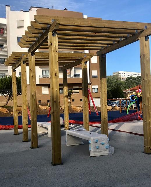 Construção Jardim Infantil Dom Sancho I - xviii