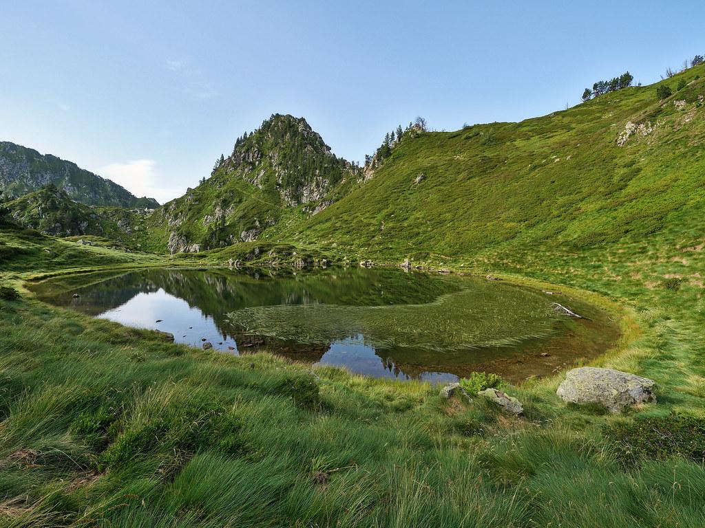 Boucle Pic du Tarbésou, Roc de Bragues et étangs Bleu et Noir 51373658571_64b35663fe_b