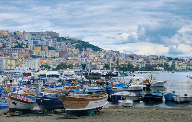 Naples - Mergellina - Color of Naples - EXPLORE