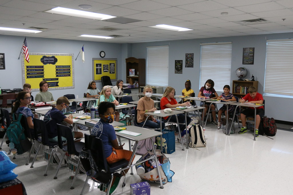 GCS First Day of 2021-2022 school year