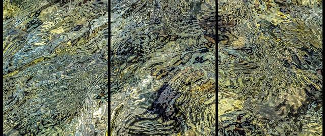 water triptych