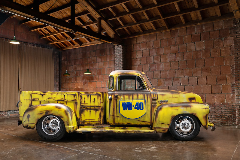 1951 Chevrolet 3100 - Sema 2021-2