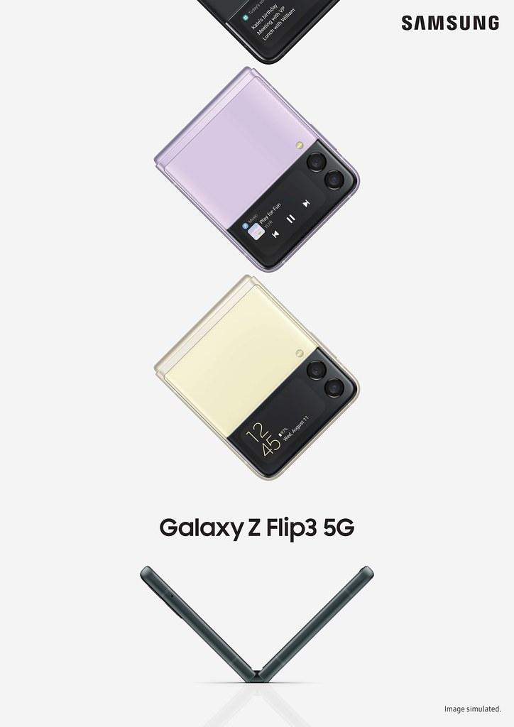 01_098Galaxy Z Flip3 Color Combo Kv(5G)_1P_Cmyk_210617_L