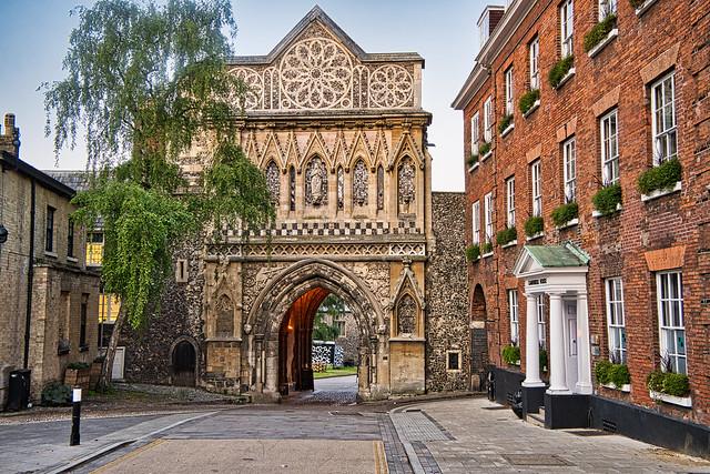 St. Ethelbert's Gate