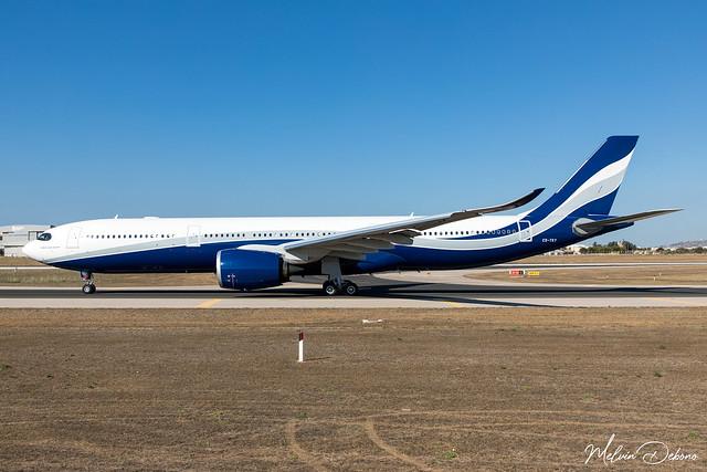 Hifly Airbus A330-941  |  CS-TKY  |  LMML