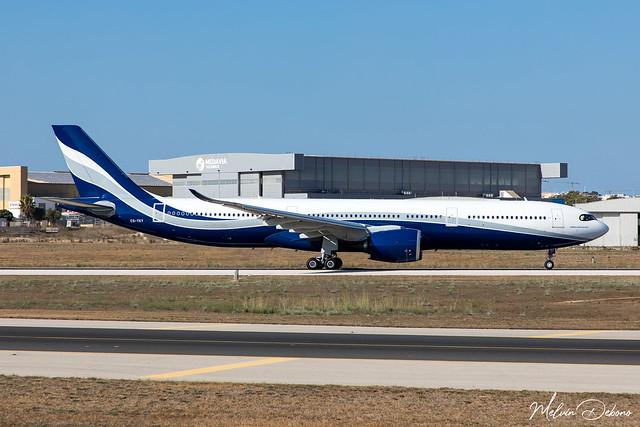 Hifly Airbus A330-941     CS-TKY     LMML
