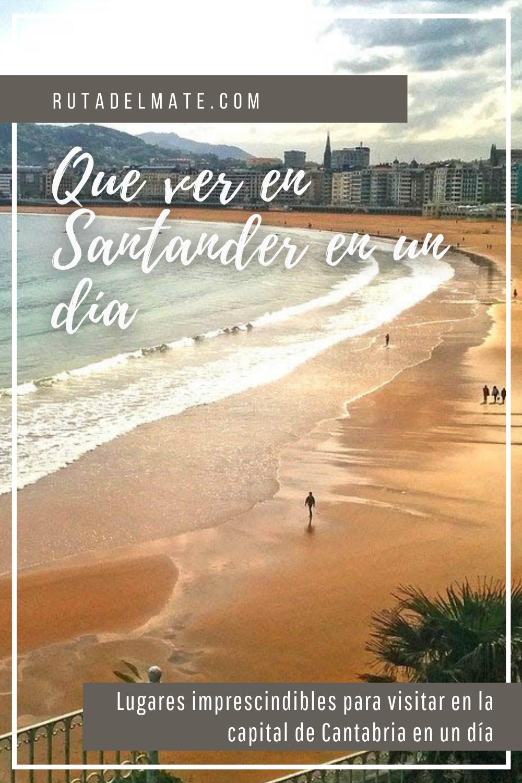 Santander en un día