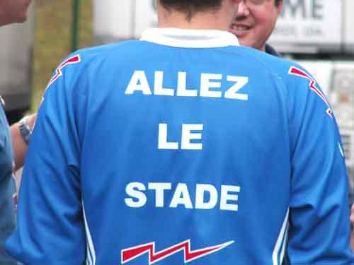 Stade Français Paris vs Toulouse - Demi Top 16 3 juin 2005