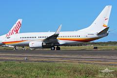 N348NA B737 SURINAM AIRLINES (NAURU AIRLINES)