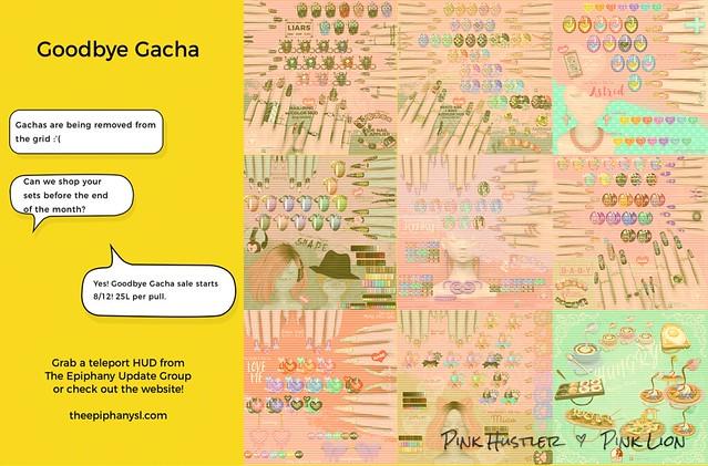 Good Bye Gacha