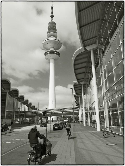 Hamburg Messe • Exhibition Grounds