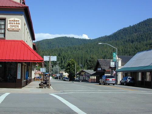 Main Street Corner