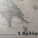 Taygetus map