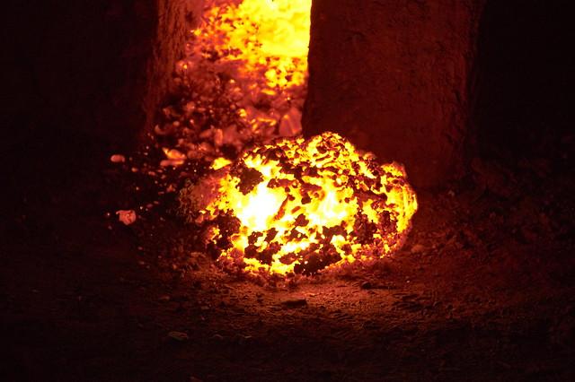 Réduction de minerai de fer 15
