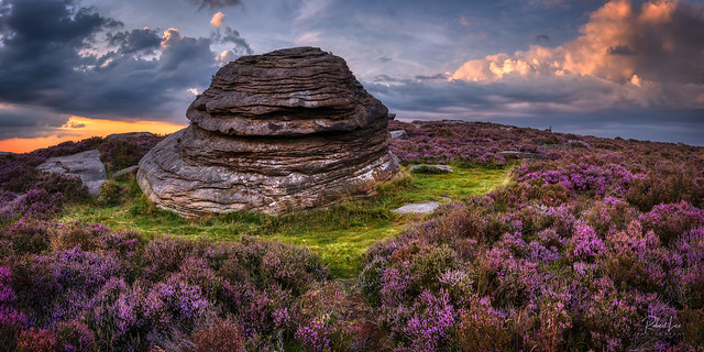 The Beehive, Peak District National Park