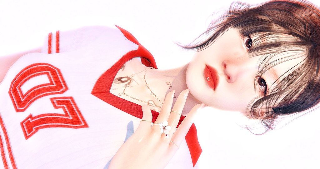 【RED LIPS】