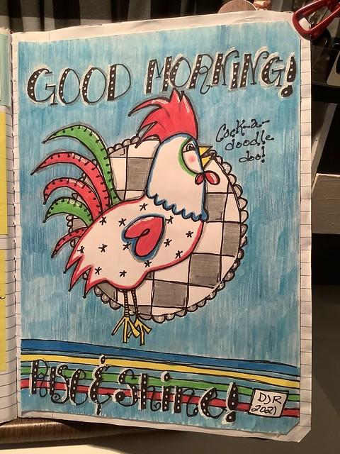 Morning Chicken
